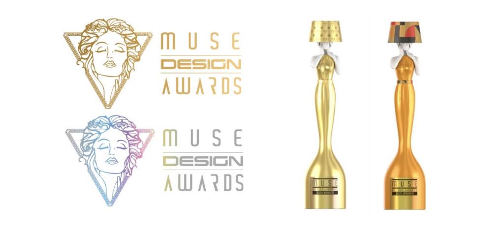 MUSE DESIGN AWARDS 2020 インテリアデザイン部門 にて 2つの賞を受賞